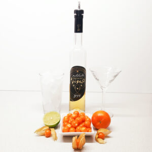 Physalis Mead Cocktail Jere