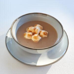 kostanjeva kremna juha